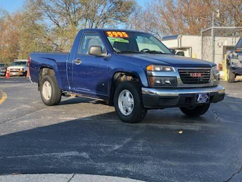 2006 GMC Canyon for sale at 1st Quality Auto - Waukesha Lot in Waukesha WI