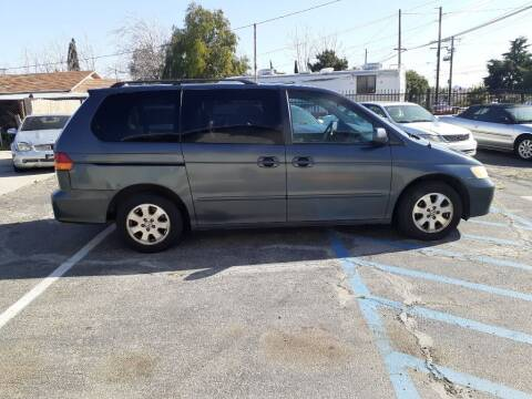 2004 Honda Odyssey for sale at RN AUTO GROUP in San Bernardino CA