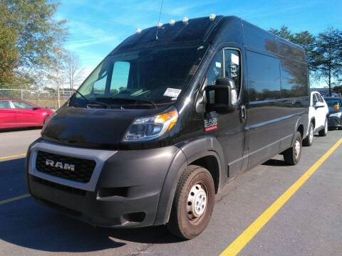 2020 RAM ProMaster Cargo for sale at iCar Auto Sales in Howell NJ