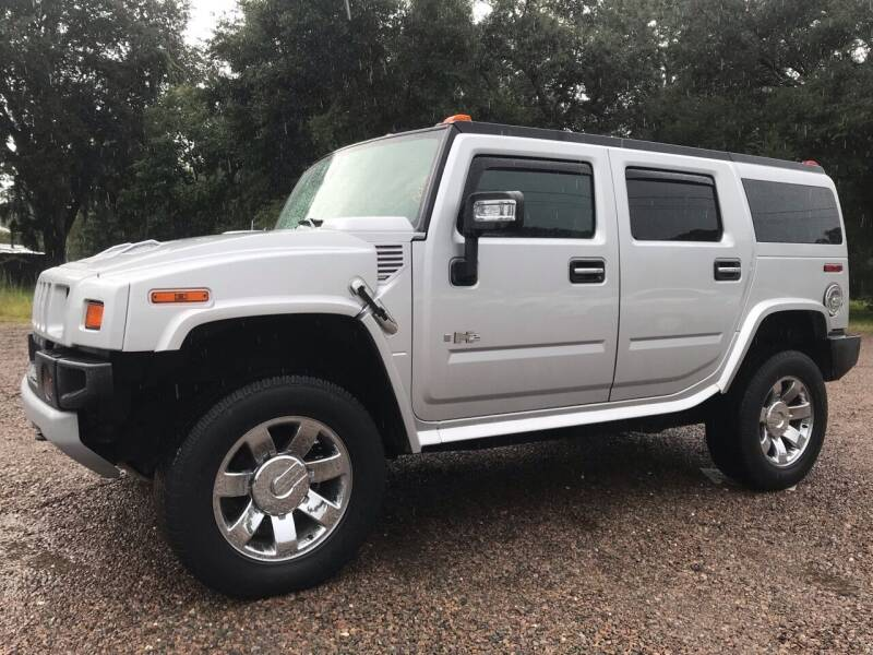 2009 HUMMER H2 for sale at #1 Auto Liquidators in Yulee FL