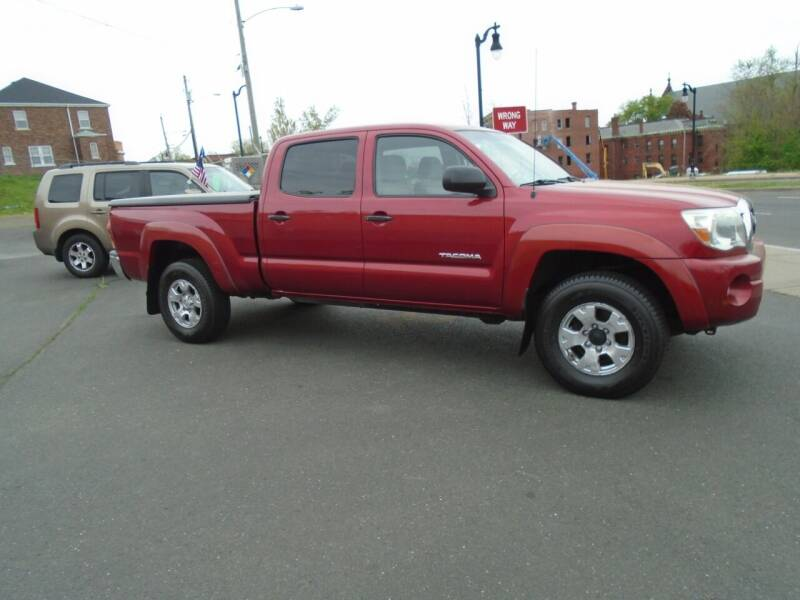 2005 Toyota Tacoma for sale at Broadway Auto Services in New Britain CT