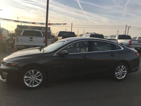 2018 Chevrolet Malibu for sale at First Choice Auto Sales in Bakersfield CA