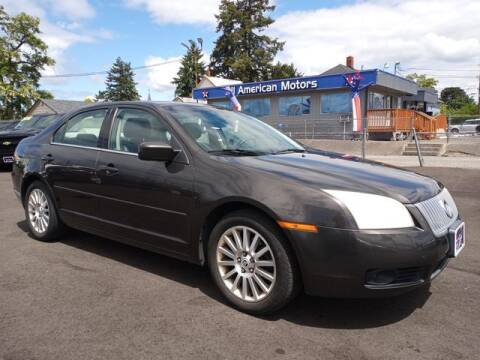 2006 Mercury Milan for sale at All American Motors in Tacoma WA