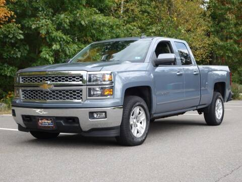 2015 Chevrolet Silverado 1500 for sale at Auto Mart in Derry NH
