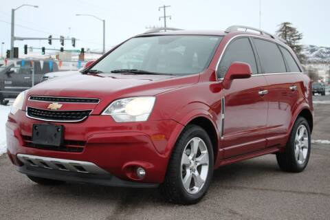 2014 Chevrolet Captiva Sport for sale at Motor City Idaho in Pocatello ID