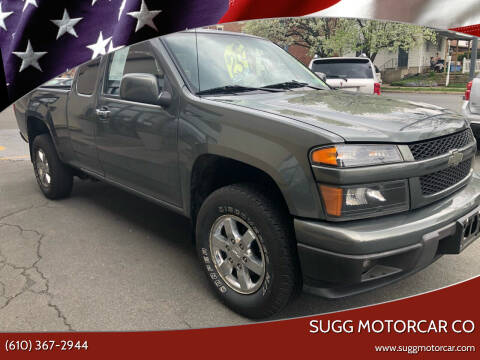 2010 Chevrolet Colorado for sale at Sugg Motorcar Co in Boyertown PA