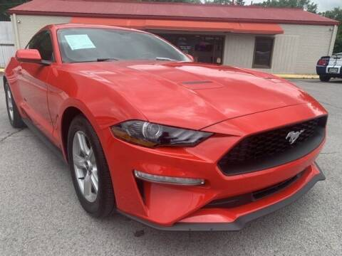 2019 Ford Mustang for sale at CON ALVARO ¡TODOS CALIFICAN!™ in Columbia TN