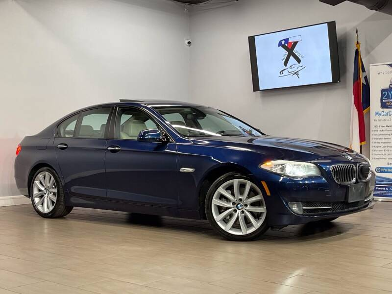 2011 BMW 5 Series for sale at TX Auto Group in Houston TX