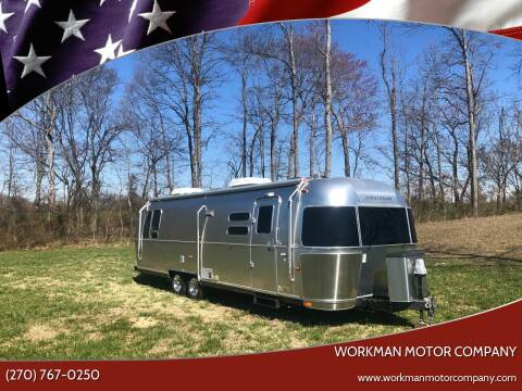 2013 Airstream 30 International Serenity for sale at Workman Motor Company in Murray KY