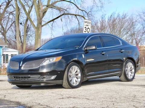2014 Lincoln MKS for sale at Tonys Pre Owned Auto Sales in Kokomo IN