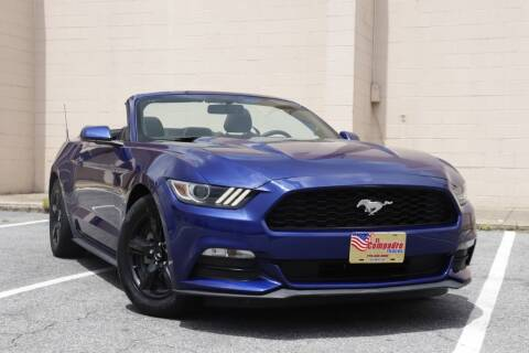 2015 Ford Mustang for sale at El Compadre Trucks in Doraville GA