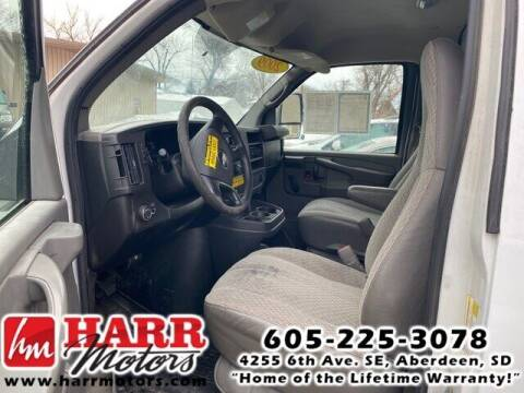 2009 Chevrolet Express Cutaway for sale at Harr's Redfield Ford in Redfield SD