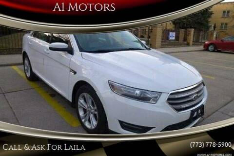 2013 Ford Taurus for sale at A1 Motors Inc in Chicago IL