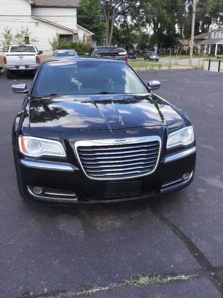 2011 Chrysler 300 for sale at Car Now LLC in Madison Heights MI