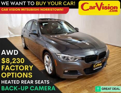 2017 BMW 3 Series for sale at Car Vision Mitsubishi Norristown in Trooper PA