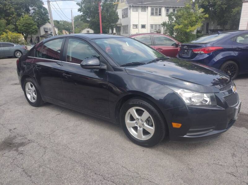 2014 Chevrolet Cruze for sale at Sphinx Auto Sales LLC in Milwaukee WI