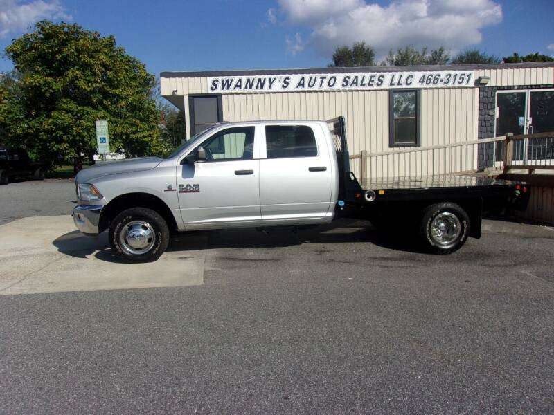 2018 RAM Ram Chassis 3500 for sale at Swanny's Auto Sales in Newton NC