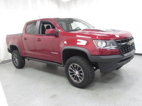 2018 Chevrolet Colorado for sale at MATTHEWS HARGREAVES CHEVROLET in Royal Oak MI