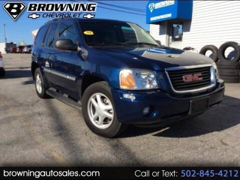 2002 GMC Envoy for sale at Browning Chevrolet in Eminence KY