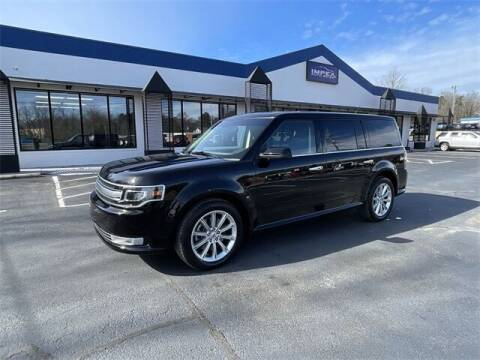 2019 Ford Flex for sale at Impex Auto Sales in Greensboro NC