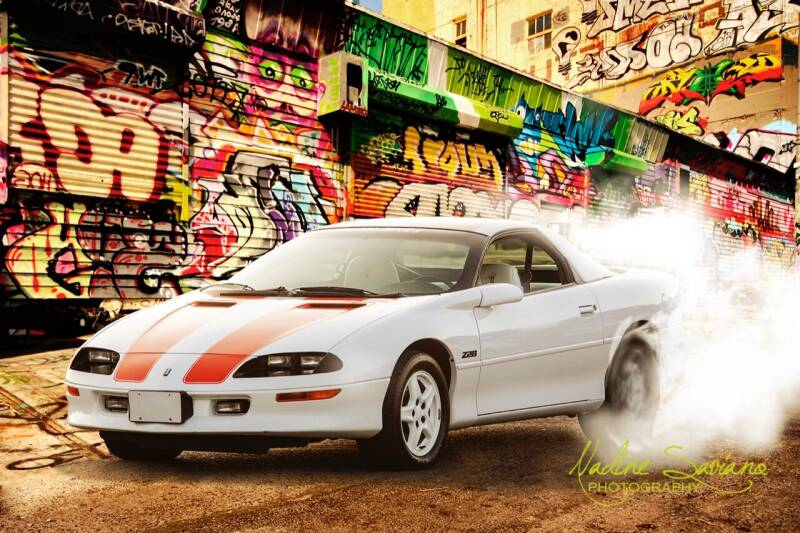 1997 Chevrolet Camaro for sale at Online Auto Connection in West Seneca NY
