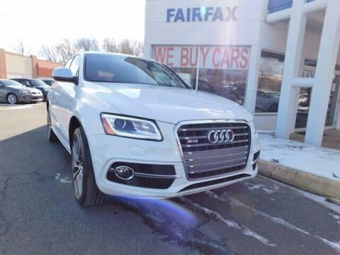 2017 Audi SQ5 for sale at AP Fairfax in Fairfax VA