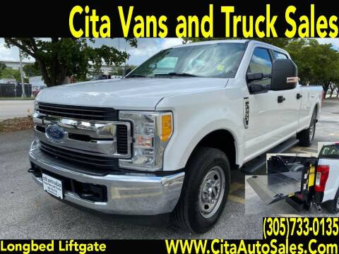 2017 Ford F-250 Super Duty for sale at Cita Auto Sales in Medley FL