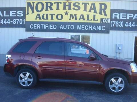 2007 Chevrolet Equinox for sale at North Star Auto Mall in Isanti MN
