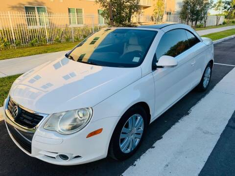 2008 Volkswagen Eos for sale at LA Motors Miami in Miami FL