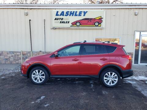 2014 Toyota RAV4 for sale at Lashley Auto Sales in Mitchell NE