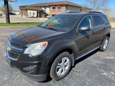 2012 Chevrolet Equinox for sale at Hill Motors in Ortonville MN