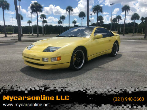 1990 Nissan 300ZX for sale at Mycarsonline LLC in Sanford FL