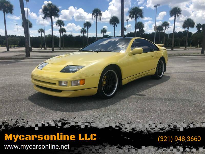 1990 Nissan 300ZX for sale at Mycarsonline LLC in Sanford FL