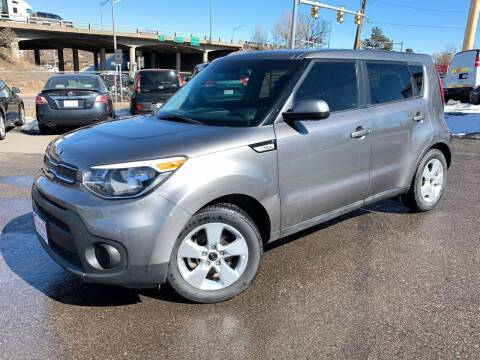 2018 Kia Soul for sale at McManus Motors in Wheat Ridge CO