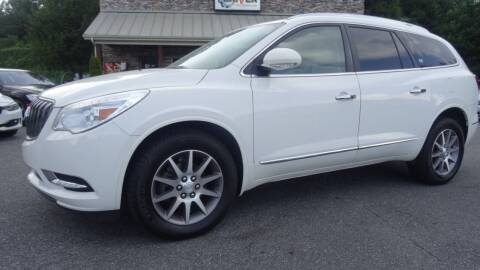 2014 Buick Enclave for sale at Driven Pre-Owned in Lenoir NC