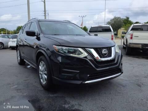 2018 Nissan Rogue for sale at Start Auto Liquidation Center in Miramar FL