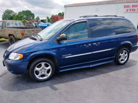 2001 Dodge Grand Caravan for sale at Big Boys Auto Sales in Russellville KY