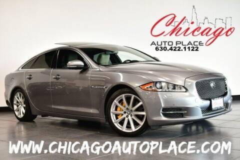 2013 Jaguar XJ for sale at Chicago Auto Place in Bensenville IL