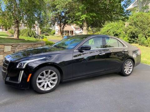 2014 Cadillac CTS for sale at TOP TWO USA INC in Oakland Park FL