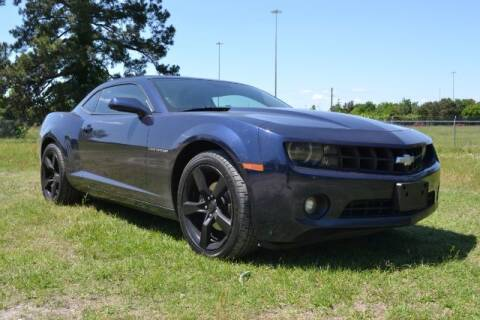 2010 Chevrolet Camaro for sale at WOODLAKE MOTORS in Conroe TX