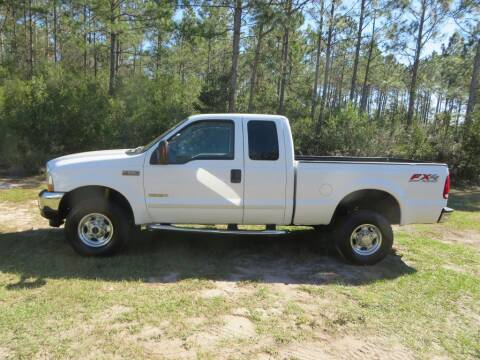 2003 Ford F-350 Super Duty for sale at Ward's Motorsports in Pensacola FL