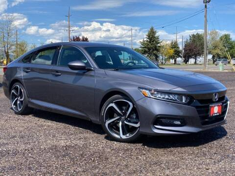 2018 Honda Accord for sale at The Other Guys Auto Sales in Island City OR