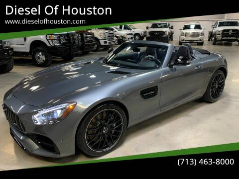 2018 Mercedes-Benz AMG GT for sale at Diesel Of Houston in Houston TX