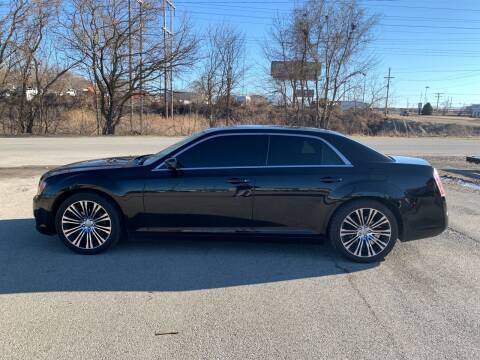 2012 Chrysler 300 for sale at Elite Auto Plaza in Springfield IL