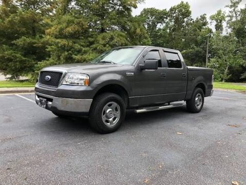 2008 Ford F-150 for sale at Lowcountry Auto Sales in Charleston SC