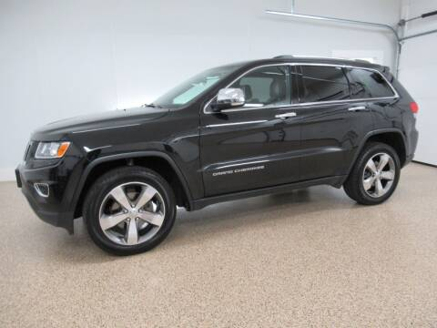 2016 Jeep Grand Cherokee for sale at HTS Auto Sales in Hudsonville MI