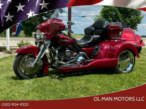 2006 Harley-Davidson Road King for sale at Ol Man Motors LLC in Louisville OH