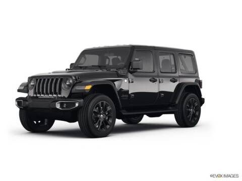 2021 Jeep Wrangler Unlimited for sale at Greenway Automotive GMC in Morris IL
