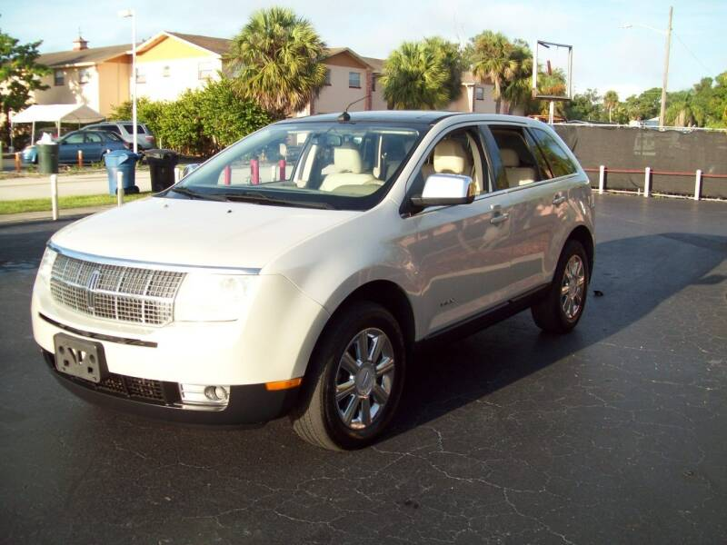 2007 Lincoln MKX AWD 4dr SUV - Fort Myers FL