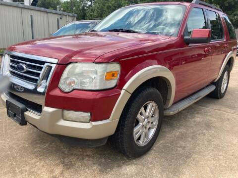 2009 Ford Explorer for sale at Peppard Autoplex in Nacogdoches TX